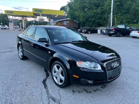 2005 Audi A4 for sale at Trust Petroleum in Rockland MA