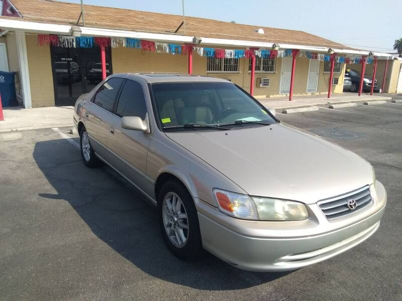 2001 Toyota Camry for sale at Car Spot in Las Vegas NV