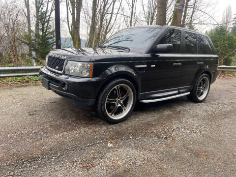 2007 Land Rover Range Rover Sport for sale at Maharaja Motors in Seattle WA