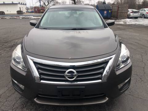2014 Nissan Altima for sale at Pay Less Auto Sales Group inc in Hammond IN