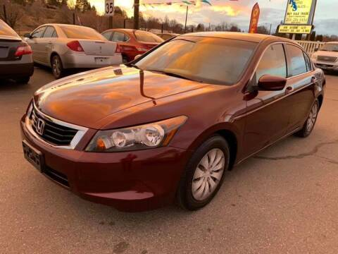 2009 Honda Accord for sale at RABI AUTO SALES LLC in Garden City ID