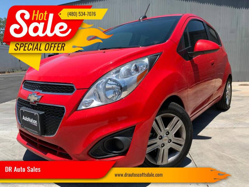 2015 Chevrolet Spark for sale at DR Auto Sales in Scottsdale AZ