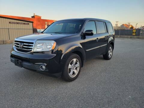 2012 Honda Pilot for sale at iDrive in New Bedford MA