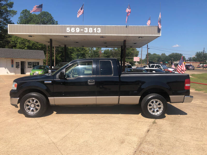2004 Ford F-150 for sale at BOB SMITH AUTO SALES in Mineola TX