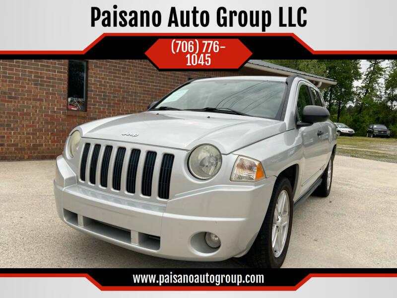 2008 Jeep Compass for sale at Paisano Auto Group LLC in Cornelia GA