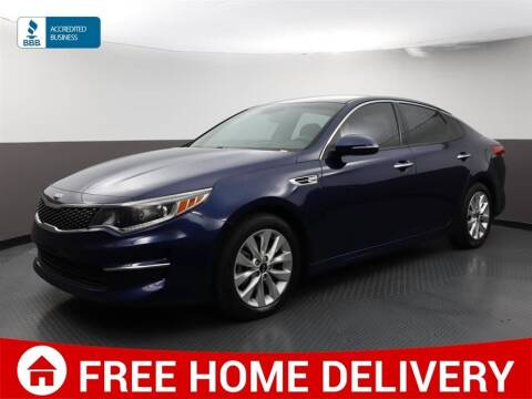 2018 Kia Optima for sale at Florida Fine Cars - West Palm Beach in West Palm Beach FL