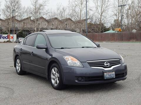 2008 Nissan Altima for sale at Crow`s Auto Sales in San Jose CA