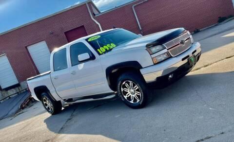 2006 Chevrolet Silverado 1500 for sale at Island Auto Express in Grand Island NE