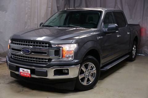 2018 Ford F-150 for sale at Fincher's Texas Best Auto & Truck Sales in Tomball TX