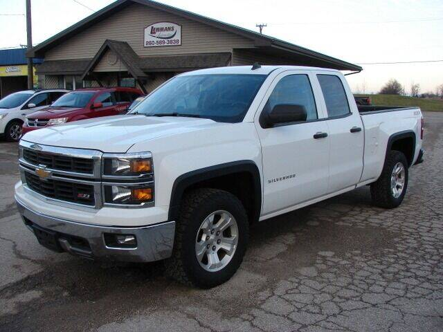 2014 Chevrolet Silverado 1500 for sale at Lehmans Automotive in Berne IN