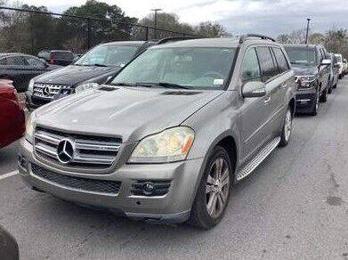 2009 Mercedes-Benz GL-Class for sale at JacksonvilleMotorMall.com in Jacksonville FL