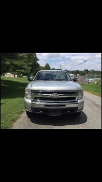 2011 Chevrolet Silverado 1500 for sale at Speed Auto Mall in Greensboro NC