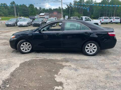 2009 Toyota Camry Hybrid for sale at Upstate Auto Sales Inc. in Pittstown NY