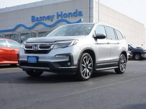 2019 Honda Pilot for sale at BASNEY HONDA in Mishawaka IN