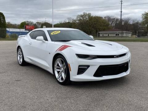 2017 Chevrolet Camaro for sale at Betten Baker Preowned Center in Twin Lake MI