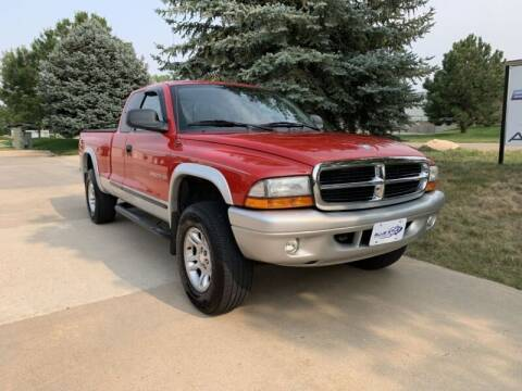 2002 Dodge Dakota for sale at Tobias of Blue Star Auto Group in Frederick CO