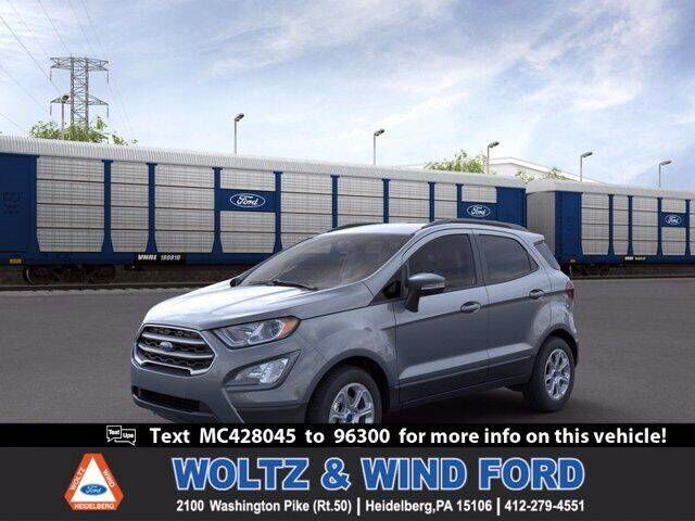 2021 Ford EcoSport for sale in Heidelberg, PA