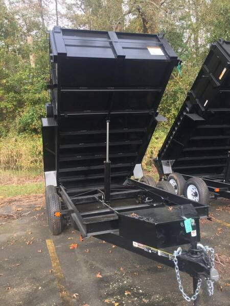 2020 New Carry-On 6x12 Dump LP HS 10k for sale at Tripp Auto & Cycle Sales Inc in Grimesland NC