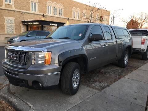 2012 GMC Sierra 1500 for sale at Jeff Auto Sales INC in Chicago IL