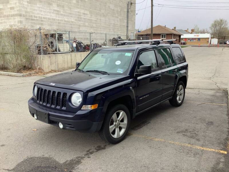 2014 Jeep Patriot for sale at Select AWD in Provo UT
