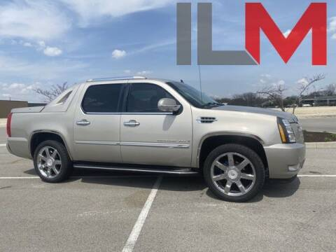 2008 Cadillac Escalade EXT for sale at INDY LUXURY MOTORSPORTS in Fishers IN
