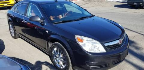 2009 Saturn Aura for sale at Howe's Auto Sales in Lowell MA