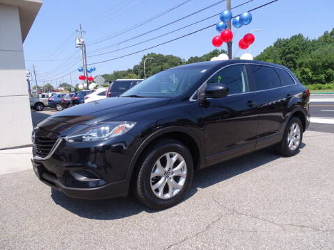 2015 Mazda CX-9 for sale at KING RICHARDS AUTO CENTER in East Providence RI