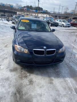2007 BMW 3 Series for sale at Wallers Auto Sales LLC in Dover OH