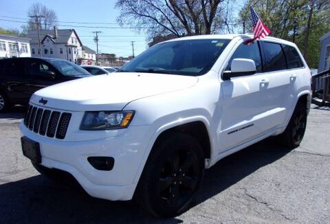 2015 Jeep Grand Cherokee for sale at Top Line Import in Haverhill MA
