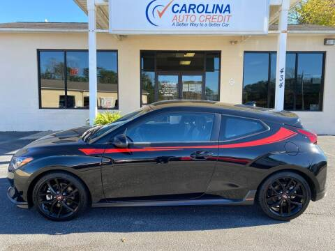 2019 Hyundai Veloster for sale at Carolina Auto Credit in Youngsville NC