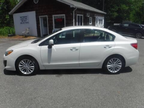 2012 Subaru Impreza for sale at Trade Zone Auto Sales in Hampton NJ