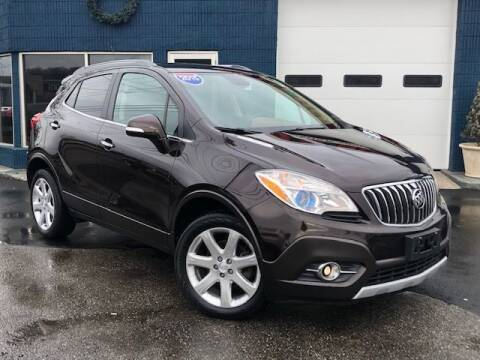 2015 Buick Encore for sale at Saugus Auto Mall in Saugus MA