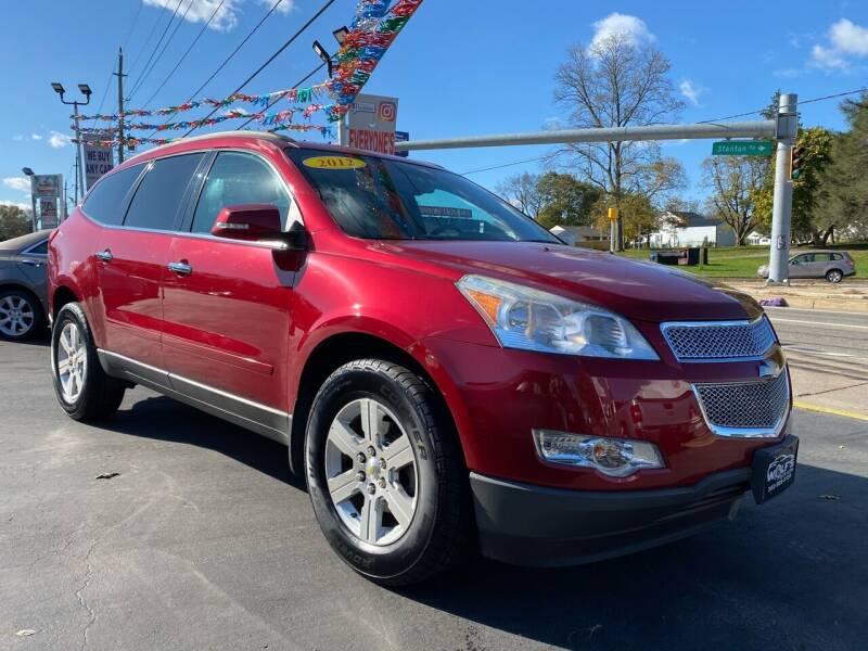2012 Chevrolet Traverse for sale at WOLF'S ELITE AUTOS in Wilmington DE