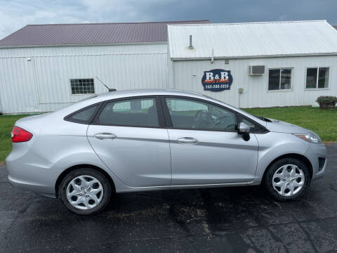 2013 Ford Fiesta for sale at B & B Sales 1 in Decorah IA