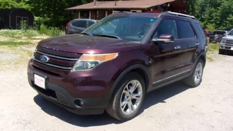 2011 Ford Explorer for sale at Select Cars Of Thornburg in Fredericksburg VA