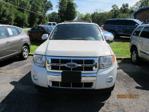 2010 Ford Escape for sale at Mid - Way Auto Sales INC in Montgomery NY