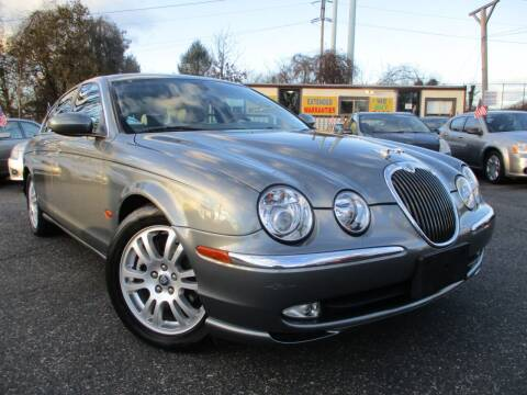 2003 Jaguar S-Type for sale at Unlimited Auto Sales Inc. in Mount Sinai NY