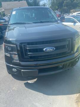 2013 Ford F-150 for sale at Capital Mo Auto Finance in Kansas City MO