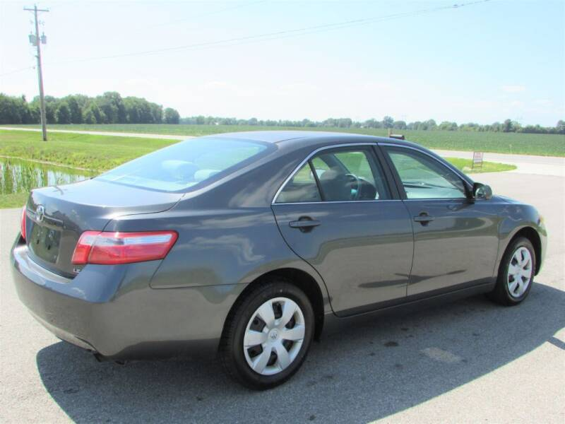 2009 Toyota Camry for sale at 42 Automotive in Delaware OH