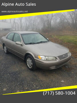 1999 Toyota Camry for sale at Alpine Auto Sales in Carlisle PA