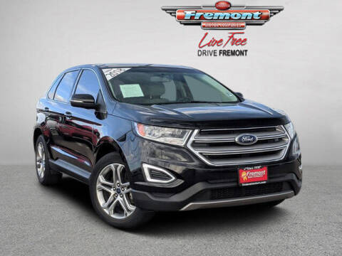 2018 Ford Edge for sale at Rocky Mountain Commercial Trucks in Casper WY
