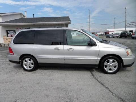 2004 Ford Freestar for sale at Budget Corner in Fort Wayne IN