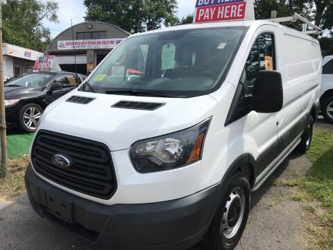 2015 Ford Transit Cargo for sale at Deleon Mich Auto Sales in Yonkers NY
