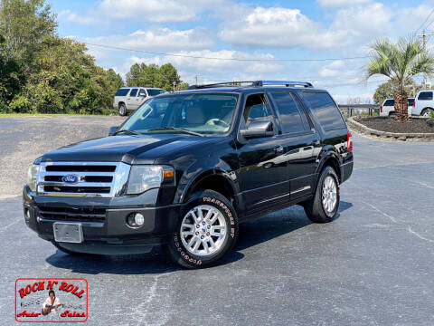 2012 Ford Expedition for sale at Rock 'n Roll Auto Sales in West Columbia SC