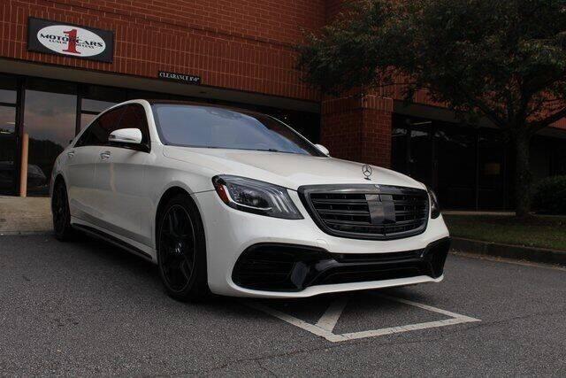 2018 Mercedes-Benz S-Class for sale at Team One Motorcars, LLC in Marietta GA