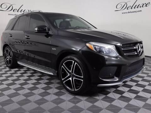 2018 Mercedes-Benz GLE for sale at DeluxeNJ.com in Linden NJ