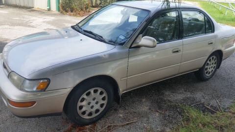 1997 Toyota Corolla for sale at Haigler Motors Inc in Tyler TX