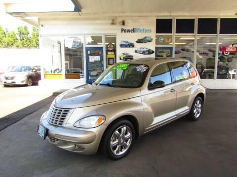 2003 Chrysler PT Cruiser for sale at Powell Motors Inc in Portland OR