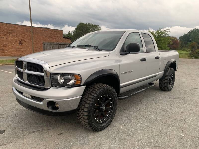 2002 Dodge Ram Pickup 1500 for sale at 5 Star Auto in Matthews NC