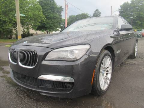 2010 BMW 7 Series for sale at PRESTIGE IMPORT AUTO SALES in Morrisville PA